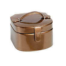 Bronze Gloss Jewellery Box - Product number 1349384