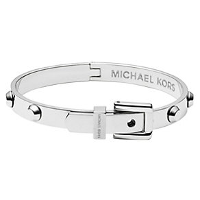 Michael Kors stainless steel stud buckle bangle - Product number 1352520