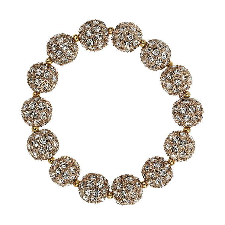 Mikey Yellow Crystal Heavy Bracelet - Product number 1354701