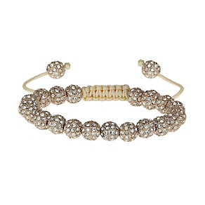 Mikey Yellow Crystal Shambala Bracelet - Product number 1354787