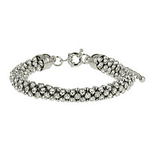 Mikey White Scattered Crystal Bracelet - Product number 1354914