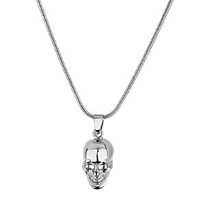 Mikey White Skull Necklace - Product number 1354957