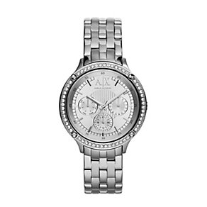 Armani Exchange Ladies' Bracelet Watch - Product number 1355236