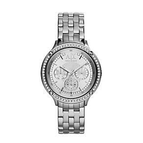Armani Exchange Ladies' Bracelet Watch - Product number 1355236