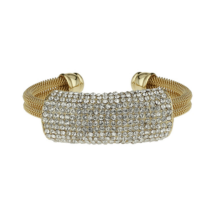 Mikey Yellow Crystal Bangle - Product number 1356917