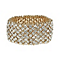 Mikey Yellow Elastic Crystal Bracelet - Product number 1359509