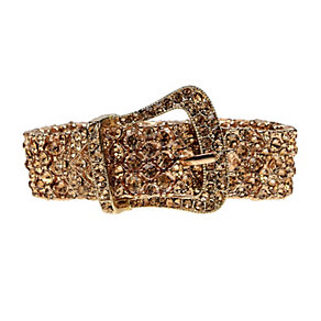 Mikey Yellow Crystal Buckle Bracelet - Product number 1359967