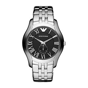 Emporio Armani Valente men's stainless steel bracelet watch - Product number 1360124