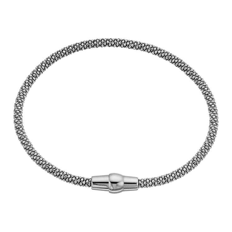 Silver Popcorn Bracelet - Product number 1361813