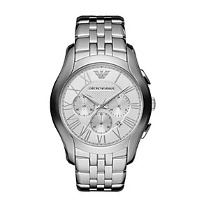 Emporio Armani men's stainless steel bracelet watch - Product number 1363301
