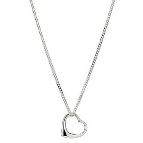 Silver Mini Heart Pendant - Product number 1364812