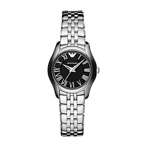 Emporio Armani ladies' stainless steel bracelet watch - Product number 1365223