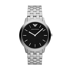 Emporio Armani men's stainless steel bracelet watch - Product number 1365312