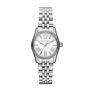 Michael Kors ladies' stainless steel bracelet watch - Product number 1365347