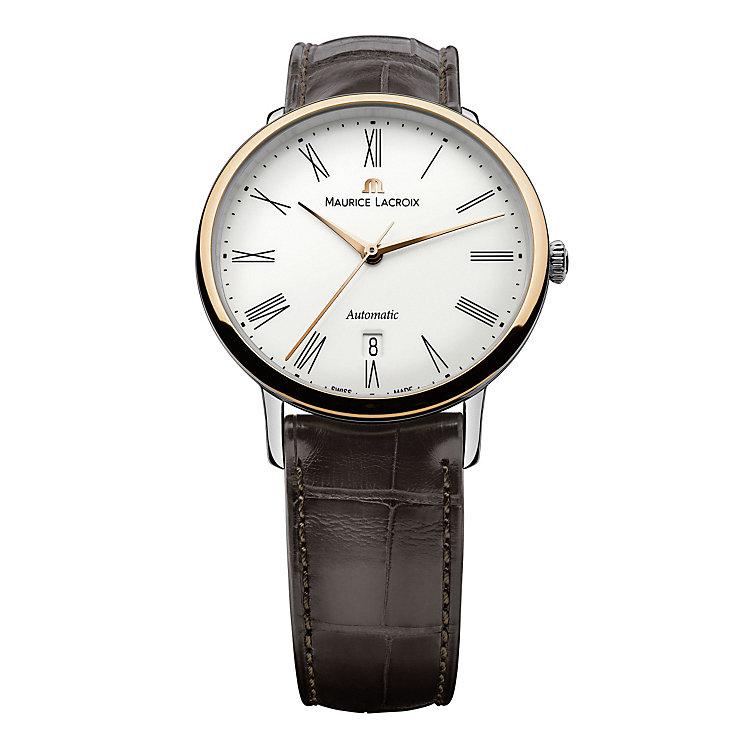 Maurice Lacroix Les Classique men's two colour strap watch - Product number 1370561
