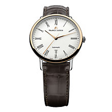 Maurice Lacroix Les Classique men's two colour strap watch - Product number 1370561