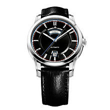 Maurice Lacroix Pontos men's stainless steel bracelet watch - Product number 1370642