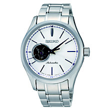 Seiko men's automatic stainless steel bracelet watch - Product number 1370669