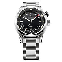 Maurice Lacroix Pontos men's stainless steel bracelet watch - Product number 1370715