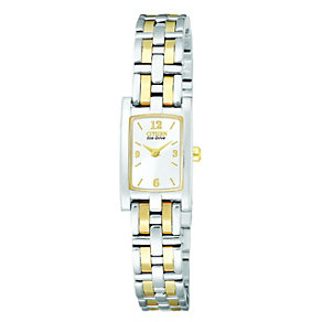 Citizen Eco-Drive Ladies' Two Colour Bracelet Watch - Product number 1371282