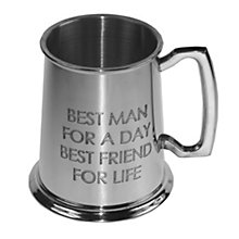 Best Man Tankard - Product number 1377361