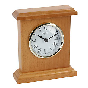 Wooden Mantle Clock - Product number 1379720