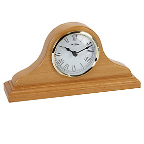 Wooden Arched Mantle Clock - Product number 1379763