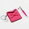 Fuchsia Pink Pen & Mirror Set - Product number 1380354