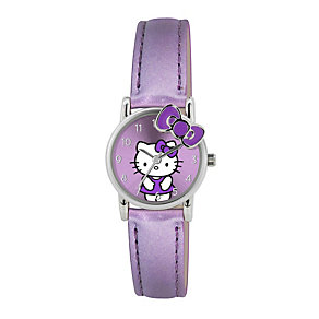 Children's Hello Kitty Pink Strap Watch - Product number 1380583