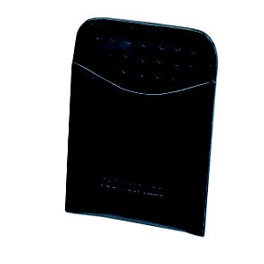 Jos Von Arx Black Leather Card Holder - Product number 1380664