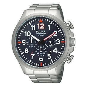 Pulsar Men's Blue Bracelet Watch - Product number 1382101