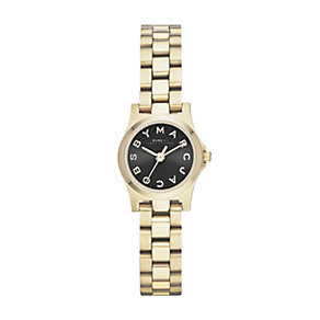 Marc by Marc Jacobs Henry ladies' gold-plated bracelet watch - Product number 1382942