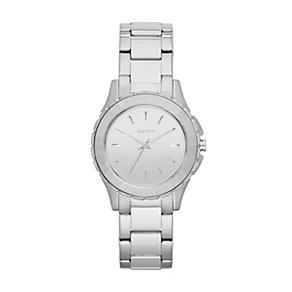DKNY Broadway ladies' stainless steel bracelet watch - Product number 1383817