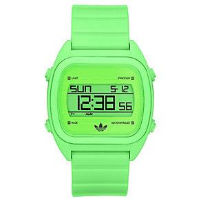 Adidas Originals Sydney Digital Lime Green Bracelet Watch - Product number 1387138