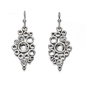 Fiorelli Stone Set Waterfall Drop Earrings - Product number 1387316