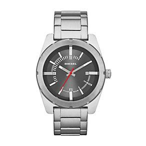 Diesel Men's Round Grey Dial Bracelet Watch - Product number 1388274