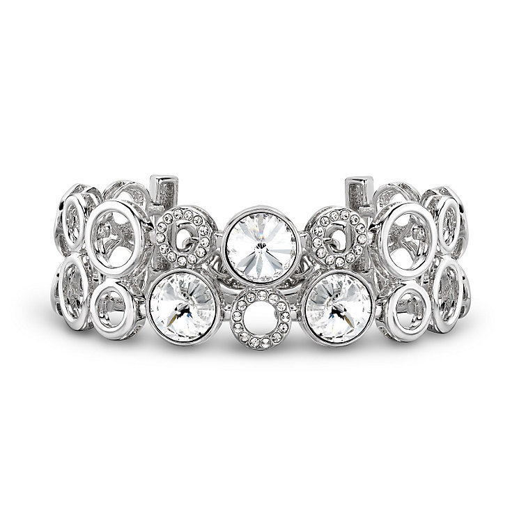 Radiance With Swarovski Crystal Elements Statement Bracelet - Product number 1388746