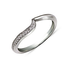 Perfect Fit 9ct White Gold Diamond Eternity Ring - Product number 1390066