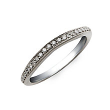 Perfect Fit 9ct White Gold Diamond Eternity Ring - Product number 1391011
