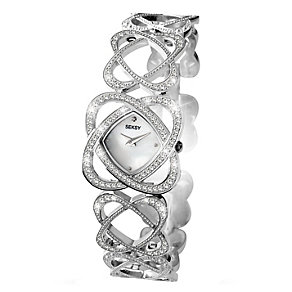 Sekonda Seksy Crystal Swarovski Elements Bracelet Watch - Product number 1394290