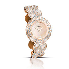 Seksy Ladies' Swarovski Elements Bracelet Watch - Product number 1394320