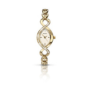 Sekonda Ladies' Gold-Plated Bracelet Watch - Product number 1394371