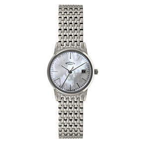 Rotary Ladies' Stainless Steel Bracelet Watch - Product number 1394975