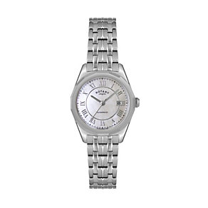 Rotary Ladies' Stainless Steel Bracelet Watch - Product number 1395041