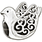 Chamilia Sterling Silver Dove Bead - Product number 1396714