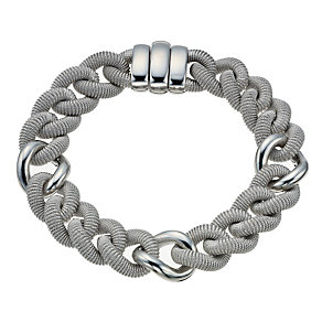Amanda Wakeley sterling silver link bracelet - Product number 1399705