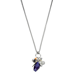 Fiorelli Blue Catseye Pendant - Product number 1400533