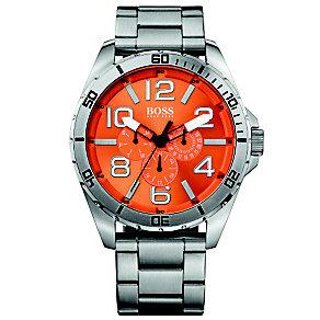Boss Orange Men's Orange Multi Dial Bracelet Watch - Product number 1400975