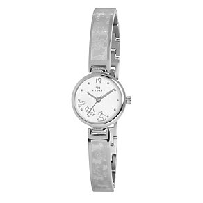 Radley Ladies' White Dial Stainless Steel Bangle Watch - Product number 1402358