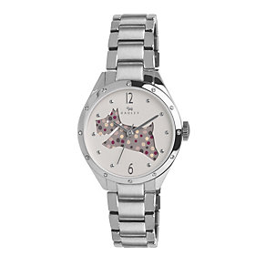 Radley Ladies' Cream Dial Stainless Steel Bracelet Watch - Product number 1402366